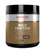 Musashi Bulk Protein Chocolate Milkshake Flavour 420g