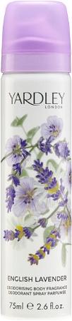 Yardley English Lavender Body Spray 75ml