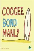 KE Design Tea Towel Coogee Bondi Manly