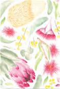 KE Design Tea Towel Australian Flora 2