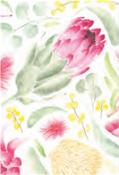 KE Design Tea Towel Australian Flora 3