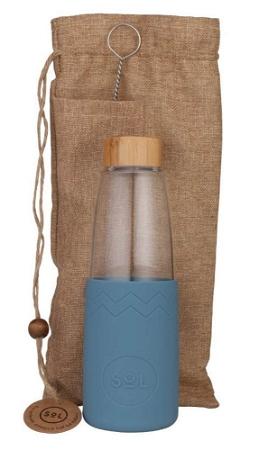 Sol Bottle Blue Stone 850ml