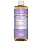 Dr Bronners Pure Castile Liquid Soap Lavender 946ml