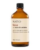 Natio Focus On Scars & Cellulite 100ml
