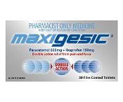 MAXIGESIC 30 TABS S3