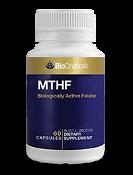 BioCeuticals MTHF 60 Capsules
