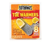 HotHands Toasti-Toes Toe Warmers 2 Pack