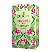 Pukka Tulsi Clarity Tea Bags 20 Pack