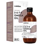 Melrose Organic 3-6-7-9 Omega Oil 500ml
