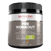 Musashi Pre Workout Lemon Lime Flavour 225g