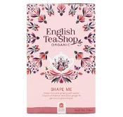 English Tea Shop Organic Wellness Tea Shape Me 20 Teabags