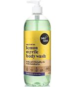 Simply Clean Lemon Myrtle Body Wash 1 Litre