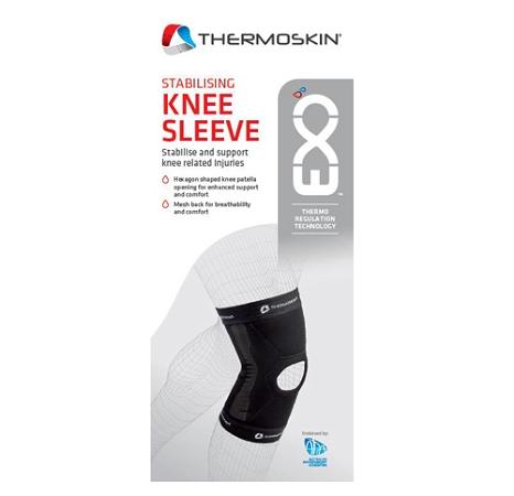 Thermoskin Exo Stabilising Knee Sleeve Extra Large