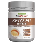 Naturopathica FatBlaster Keto Fit Coffee Powder 85g