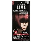 Schwarzkopf Live Salon Permanent 5.89 Ruby Red