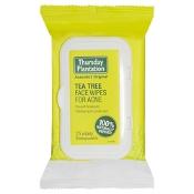 Thursday Plantation Tea Tree Wipes for Acne 25 Pack