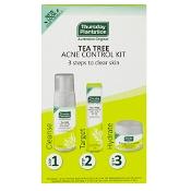 Thursday Plantation Clear Skin & Acne Control Pack
