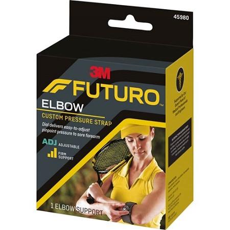 Futuro Custom Pressure Elbow Strap Adjustable