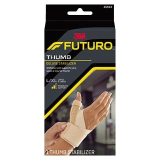 Futuro Deluxe Thumb Stabiliser Large/Extra Large Beige