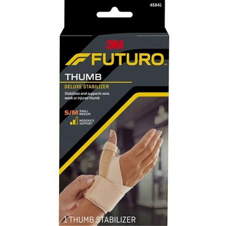 Futuro Deluxe Thumb Stabiliser Small/Medium Beige
