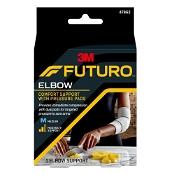 Futuro Comfort Elbow Support With Pressure Pads Medium
