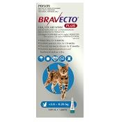 Bravecto Plus for Cats Blue 2.8kg-6.25kg