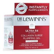 Dr Lewinns Ultra R4 Collagen Surge Plumping Gel 30g