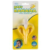 Baby Banana Infant Toothbrush Yellow