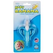 Baby Banana Infant Toothbrush Blue