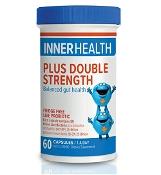 Inner Health Plus Double Strength Fridge Free 60 Capsules