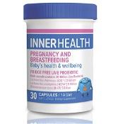 Inner Health Pregnancy & Breastfeeding Fridge Free 30 Capsules