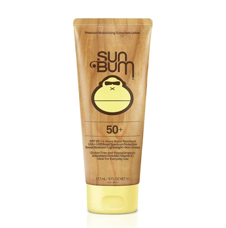 Sun Bum Premium Moisturising Sunscreen Lotion SPF50+ 177ml