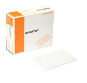 Smith & Nephew Leukostrip Wound Closure Strips 4mm x 38mm (8 Strips Per Pack) 1 Pack