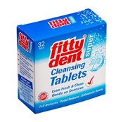 Fittydent Super Denture Cleansing 32 Tablets