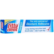 Fittydent Adhesive for Dentures Tube 40g
