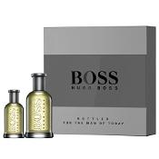 Hugo Boss Bottled 100ml EDT & 30ml EDT Mens Gift Set