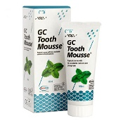 GC Tooth Mousse Mint Flavour 40g