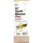 GC Tooth Mousse Plus Vanilla Flavour 40g