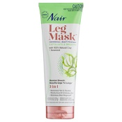 Nair Leg Mask Exfoliate & Smooth 227g