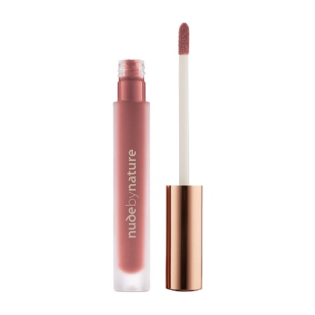 Nude by Nature Satin Liquid Lipstick 03 Natural