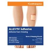 Smith & Nephew Allevyn Adhesive Foam Dressing 7.5 x 7.5cm 2 Pack
