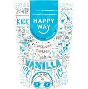 Happy Way Whey Protein Powder Vanilla 500g