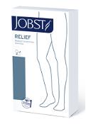 Jobst Relief Hosiery Knee High Closed Toe 20-30mm Hg Beige Medium