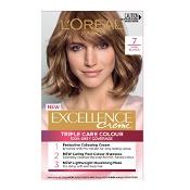 L'Oreal Excellence Creme 7 Dark Blonde Hair Colour