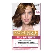 L'Oreal Excellence Creme 5.3 Golden Brown Hair Colour