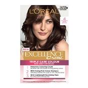 L'Oreal Excellence Creme 4 Dark Brown Hair Colour