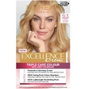 L'Oreal Excellence Creme 9.3 Light Golden Blonde Hair Colour