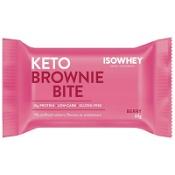 IsoWhey Keto Brownie Bite Berry 33g
