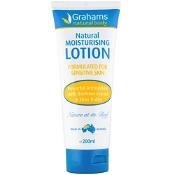 Grahams Natural Moisturising Body Lotion 200ml