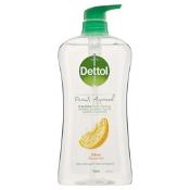 Dettol Parents Approved Shower Gel Body Wash Citrus 950ml